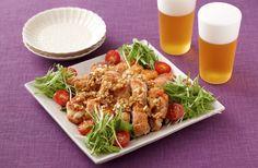 パリパリ!油淋鶏 | お酒にピッタリ!おすすめレシピ | サッポロビール