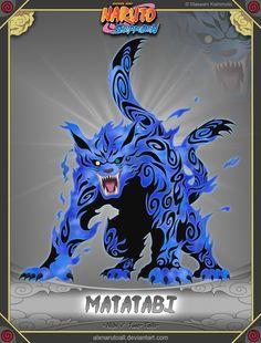 Matatabi -Nibi Two-Tails- by alxnarutoall.deviantart.com on @deviantART