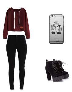 """""""Going to school kinda look"""" by sydney-83 on Polyvore"""