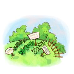 composting, vegetable guide, and garden maintanence