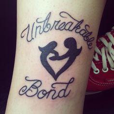 Mother daughter tattoo. @Mallory Harvey  hmmmmmmm