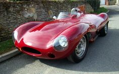 1955 Jaguar D-Type XKD 534for sale at Hall and Hall
