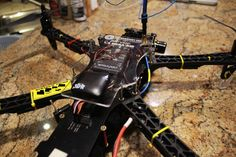 Discovery with Pixhawk build - Page 14 Drone Quadcopter, Tbs, Discovery, Building, Buildings, Construction