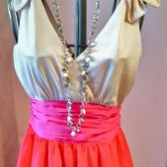 love the dress(: could wear it for one of the dances for highschool(: