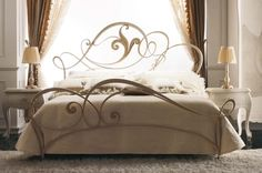Perlage Bed by Giusti Portos