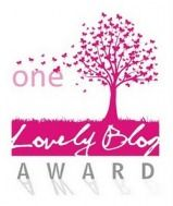 From Overwhelmed to Organized: One Lovely Blog and Very Inspiring Blogger Award