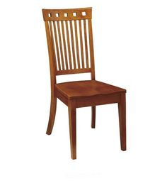 Check out one of our new chair additions for the Fall line . . . Amish Hampton Dining Chair -from the Keystone Collection