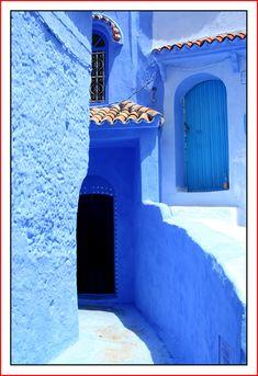 Doors - Chefchaouen, Tetouan, Morocco