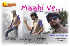 Heart & soul Maahi ve Final promo  Amandeep S Sodhi singer composer Sanjay Mitwa music, video director Vipin Bajaj vipi zalim , lyrics Models  Vishakha Gautam  Vishal  Love you and thanks to all https://youtu.be/FoevK4GxhH4
