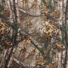 Realtree Xtra™ #Camo #fabric is ideal for whatever creation you have in mind. The 7-ounce twill fabric measures 60 inches wide.  #realtreeXtra