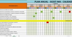 Plan Anual SGSST-MA-CALIDAD