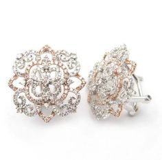 Diamond Earrings | Luxify | Luxury Within Reach