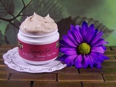 It's Tea Time  2oz Whipped Body Butter Fluffy by SqueakySoft, $4.95