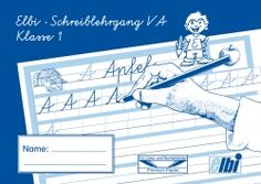 Schreiben lernen 1. Klasse deutsch  Dieser Schreiblehrgang dient dem Lernen und Schreiben der Schreibschrift. Als Ausgangsschrift ist hier die Vereinfachte Ausgangsschrift nach dem ABC vorgeschrieben.    Produkt Link:http://www.elbi.de/schreibhefte/elbi-schreiblehrgang-vereinfachte-ausgangsschrift-schreiben-lernen-abc-lernen-grundschule-klasse-1.html    Online ansehen und durchblättern: http://www.elbi.de/online-ansehen/h5.html