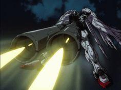 Mecha Gifs Galore! • Posts Tagged 'gundam wing' Gundam 00, Gundam Wing, Old Anime, Anime Art, Gundam Wallpapers, Gundam Mobile Suit, Air Fighter, Gundam Seed, Futuristic Art