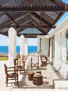 Una vivienda mediterránea | Decorar tu casa es facilisimo.com