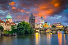 One of Central Europe's gems, Prague attracts many visitors on a Czech Republic vacation, who inevita
