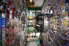 CMS Detector: Compact Muon Solenoid Experiment is one of two large general-purpose particle physics detectors built on the Large Hadron Collider at CERN, Switzerland. The CMS detector is capable of studying many aspects of proton collisions.