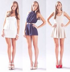 I want every one of these dresses!!