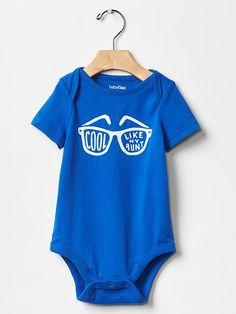Gap | Family love graphic bodysuit