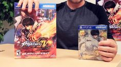 Unboxing Video for The King Of Fighters XIV Steelbook and Premium Edition