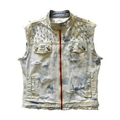 Infinite, Worship, Vest, Denim, Clothing, Jackets, Stuff To Buy, Fashion, Outfit