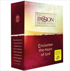The Passion Translation: 8-in-1 Collection: Simmons Brian: 9781424550562: Amazon.com: Books With the exception of proverbs, song of songs, and Hebrews and James