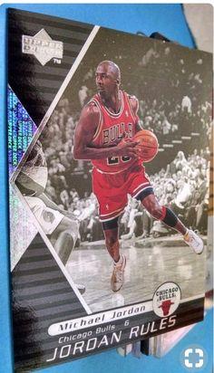 81a50f7ad1e MICHAEL JORDAN Michael Jordan Team, Michael Jordan Basketball Cards, Jordan  23, Basketball Players