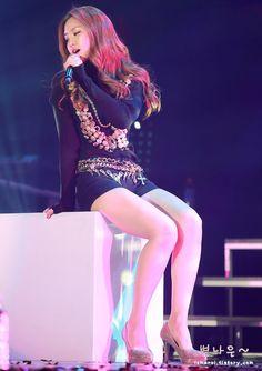 Gorgeous Naeun ❤❤❤❤