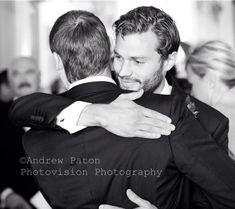 Picture of Jamie from his wedding, April 2013