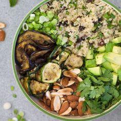 OrganicoBox | Ensalada Marroquí de Quinoa