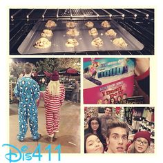 """Pics: """"I Didn't Do It"""" Cast Shopping Together December 13, 2013"""