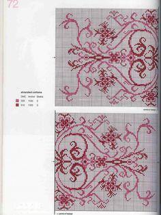Gallery.ru / Фото #58 - Red& White Cross Stitch - tymannost