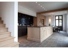 Riant Landhuis – Interior Ideas Interior Decorating, Interior Design, Interior Ideas, Kitchen Utilities, Best Kitchen Designs, Beautiful Kitchens, My Dream Home, Kitchen Interior, Home Kitchens
