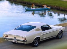 1967 Ford Mustang........