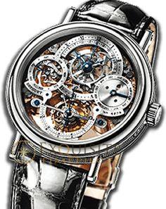 46c7681b582 Breguet Classique Grande Complication Openworked Relógio De Bolso