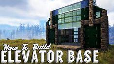 Ark Elevator Workshop Build Guide :: Elevator Base Building Tutorial :: How To Build - UniteTheClans Ark Survival Evolved Bases, Game Ark, Minecraft, Conan Exiles, Base Building, House Plans, Workshop, Around The Worlds, Games