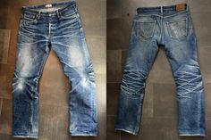 It's not often we feature the same pair of jeans twice on Fade Friday, but this pair of #SamuraiJeans Naniwa Special was just too good to pass up. Check out this Top 10 Fade of 2014 at: http://rwrdn.im/samurai-naniwa-special