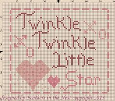 Feathers in the Nest: Twinkle Twinkle Freebie, thanks so xox