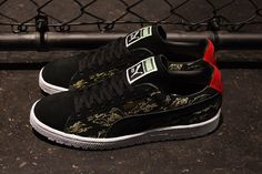 """detailed look e840a 24ee0 SBTG x Mita Sneakers x Puma Clyde Contact """"First Contact"""" Pack First  Contact,"""