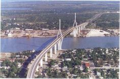Tampico,Mexico This bridge is amazing to cross over!