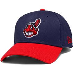 Cleveland Indians Replica 39THIRTY Stretch Fit Home Cap by New Era - MLB.com Shop