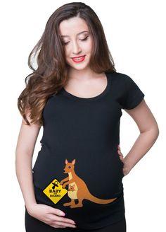 e7f312fe1 Baby On Board T-Shirt Maternity T-Shirt Pregnancy Tees Funny Tees