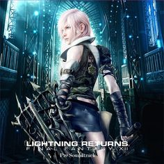 Final Fantasy XIII Lightning Returns. Can NOT wait to play this!!