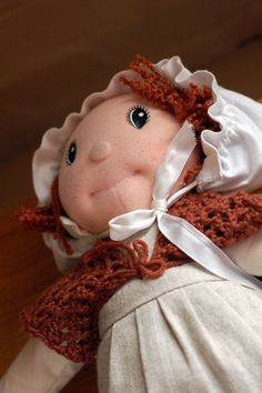 I keep dreaming of a closet from childhood filled with things, including a doll.  I pick up the doll and it comes to life.  it terrifies me.