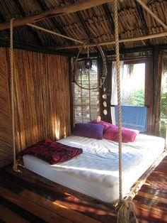 Nice sleeping porch