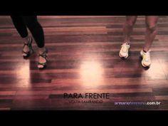 ▶ ARMÁRIO FEMININO - Aula de Samba com Viviane Favery - YouTube