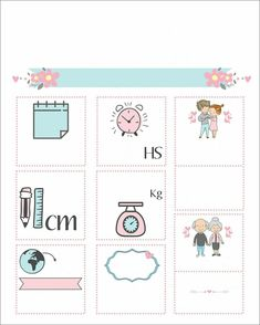 Baby Animal Drawings, Baby Girl Patterns, Baby Posters, Baby Frame, Baby Journal, Baby Girl Shower Themes, Personalized Baby Blankets, Baby Tattoos, Baby Album