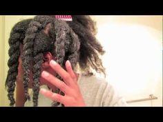 Length Retention Regimen for 4B 4C Hair