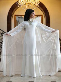 Ekru Latifa Abiye Elbise - Daha Fazlası İçin: https://www.ehlitesettur.com/tesettur-abiye-elbise?utm_source=pinterest&utm_medium=cpc_pinterest&utm_content=tesettur-abiye-elbise&utm_campaign=pinterest_post